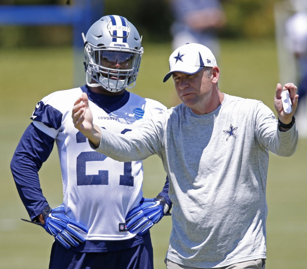 Cowboys Headlines - Win Now Versus Rebuilding: The Dallas Cowboys Are Both 1