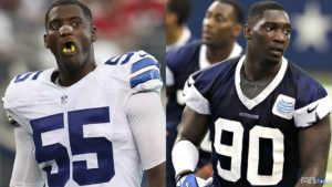 Cowboys Headlines - Cowboys' Rolando McClain Suspended 10 Games; DeMarcus Lawrence Suspension Upheld