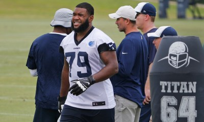 Cowboys Headlines - Cowboys Sophomores: OL Chaz Green