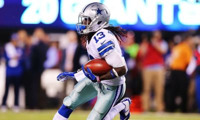 Cowboys Headlines - Cowboys Sophomores: WR Lucky Whitehead