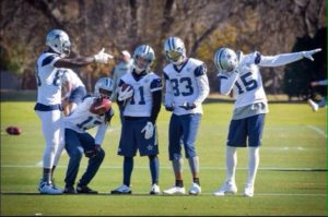 Cowboys Headlines - Dallas Cowboys: Training Camp Position Battles 7