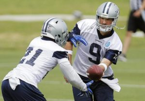 Cowboys Headlines - Ezekiel Elliott And Cowboys OL Make Deadly Combination