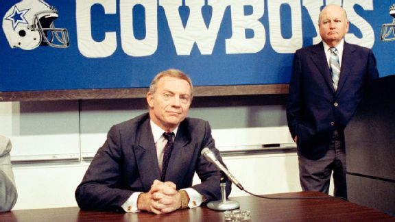 Cowboys Headlines - Jerry Jones Named NFL's Most Important Person By USA Today 2