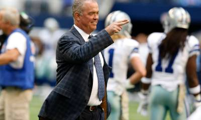 Cowboys Headlines - Stephen Jones Worried About Losing Cowboys Fans