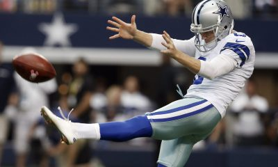 Cowboys Headlines - Where Does Dallas' Chris Jones Rank Among NFL Punters? 1