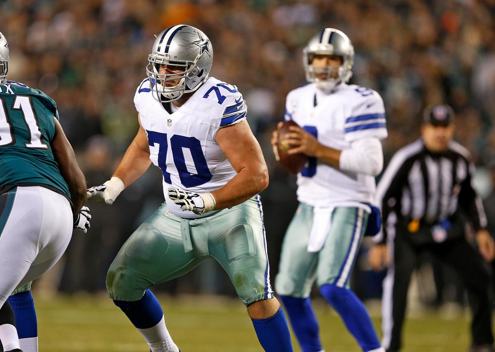 Zack Martin | #70 | Dallas Cowboys Ofensive Guard