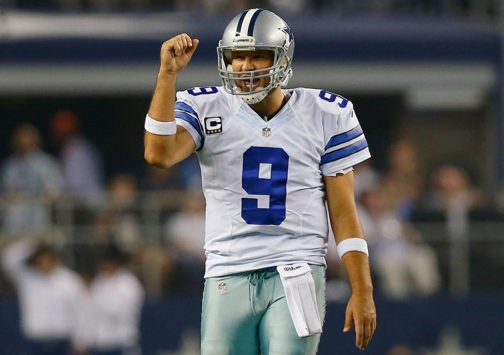 Cowboys Headlines - Dallas Cowboys 2016 Super Bowl Run Starts with Tony Romo 5