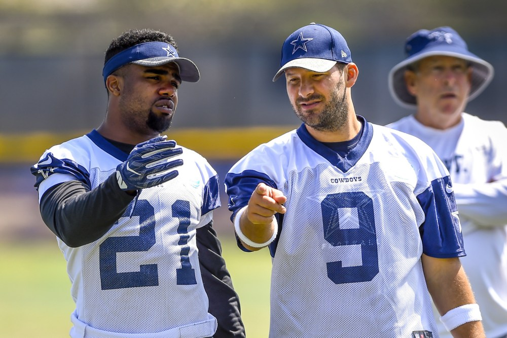 Cowboys Headlines - 2016 Cowboys Training Camp: Early Thoughts for Week 1 2