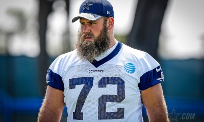 Cowboys Headlines - Cowboys Make Travis Frederick Highest-Paid Center In NFL