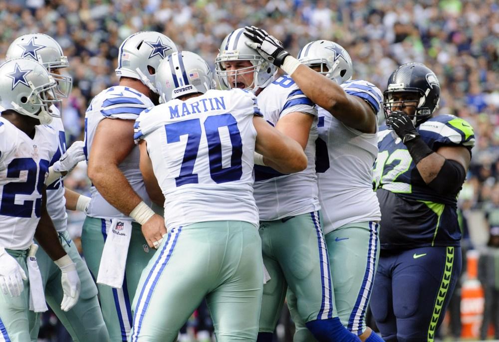 Cowboys Headlines - Cowboys Vs Seahawks: Team Itinerary and Broadcast Information 1