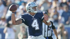 Cowboys Headlines - Hope Behind Romo: The Excitement of Dak Prescott