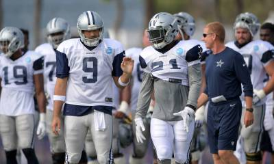 Cowboys Headlines - Running Back For America's Team: Easiest Job In America? 1