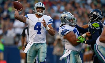 Cowboys Headlines - Who Benefits Most With Dak Prescott At Quarterback?
