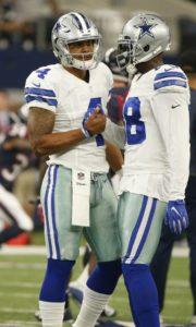 Cowboys Headlines - Connect Four: Dak Prescott To Dez Bryant Connection
