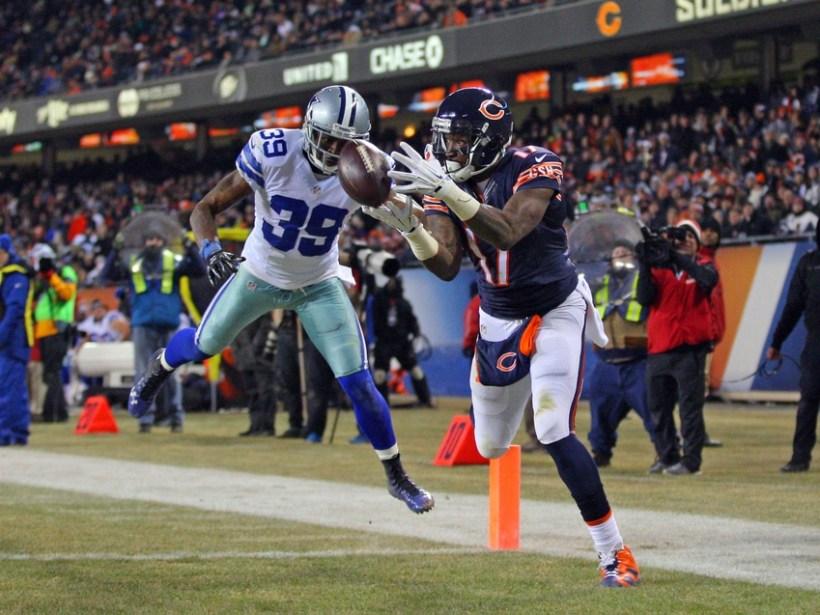 Cowboys Headlines - #DALvsCHI: Key Matchups To Watch Sunday Night 2