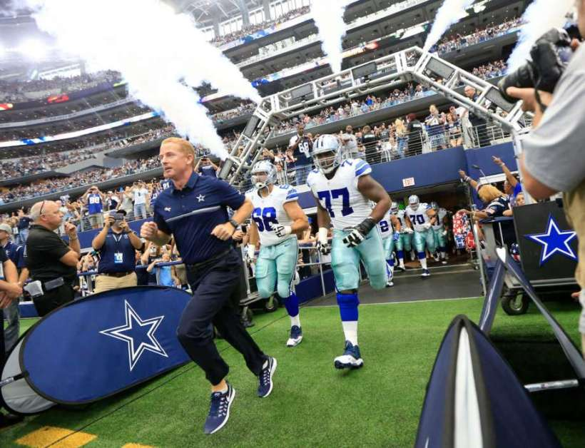 Cowboys Headlines - Going Bold: Jason Garrett Steers Cowboys In A New Direction 1