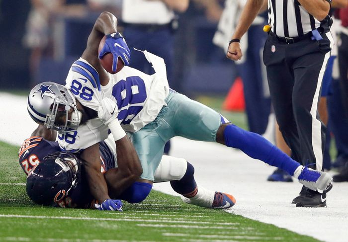 Cowboys Headlines - Is Dez Bryant Becoming Injury Prone? 1