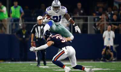 Cowboys Headlines - Plays Of The Week: Zeke Leap Helps Cowboys Soar Past Bears