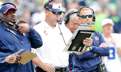 Cowboys Headlines - Should Scott Linehan's Playcalling Be Questioned?