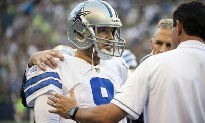 Cowboys Headlines - Tony Romo To Remain On Cowboys Active Roster