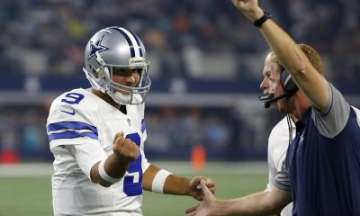 The Star News - Tweet Break: No QB Controversy in Dallas, Alfred Morris' Presence, and A Makeshift Front Four 1