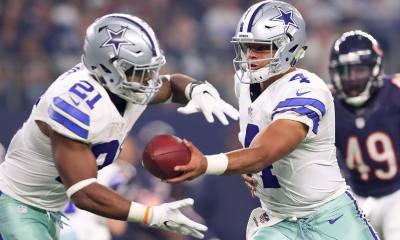 Cowboys Headlines - Record Breaking Rookies Dak Prescott,