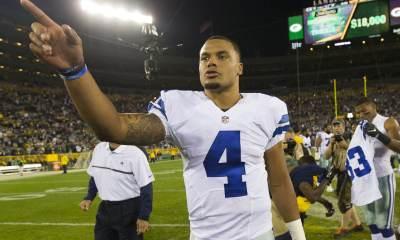 Cowboys Headlines - Candid Dak Prescott Talks Cowboys Legends And 2016 Teammates In Panini Unwrapped