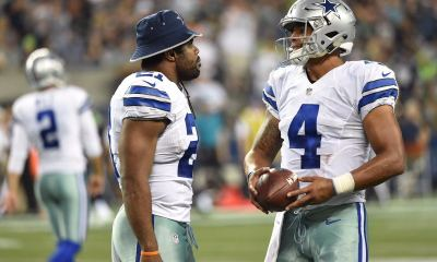 "Cowboys Headlines - Cowboys Rookies Dak Prescott, Ezekiel Elliott Star in ""Gridiron Heights"""