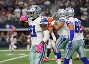 Cowboys Headlines - Ezekiel Elliott Will Eat With Eagles Best Run Defender Out