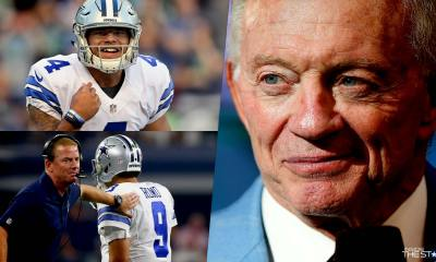 """Cowboys Headlines - Jerry Jones Waiting for """"Next Card to be Played"""" in Cowboys QB Decision"""
