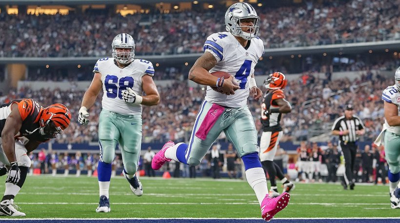 Cowboys Headlines - Martin's 5: Will Dak Prescott Remain Cowboys Starting QB?