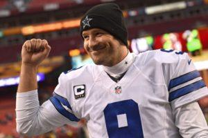 Tony Romo, #9