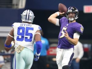 Cowboys Headlines - 10 Takeaways From The Cowboys Win Against The Ravens 4