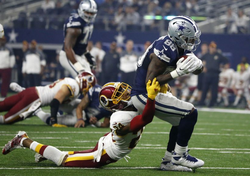Cowboys Headlines - Cowboys Vs. Redskins: The Game Saving Play
