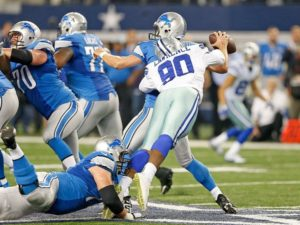 Cowboys Headlines - History Indicates DeMarcus Lawrence Is About To Dominate 1
