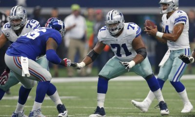 Cowboys Headlines - La'el Collins Optimistic About Returning in 2016