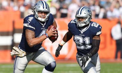 Cowboys Headlines - Week 9 Rookie Review: 1