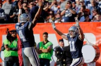 Cowboys Headlines - Week 9 Rookie Review: 3