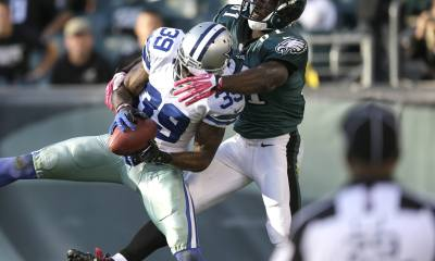 Brandon Carr, Eagles