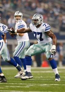 Dallas Cowboys Player Profile: T #77 Tyron Smith 4