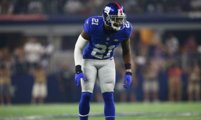 Cowboys Headlines - #DALvsNYG: Dealing With Giants Safety Landon Collins