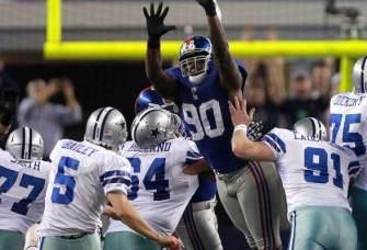 Cowboys Headlines - #DALvsNYG Injury Report: Both Teams Missing Key Defensive Players