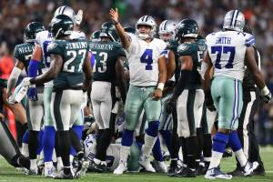 Cowboys Headlines - Eagles Player Views Dak Prescott And Ezekiel Elliott As Top 3 NFL Players