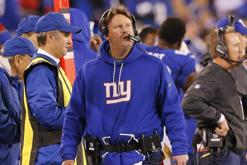 Ben McAdoo, Giants