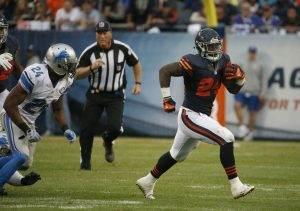 Jordan Howard, Bears