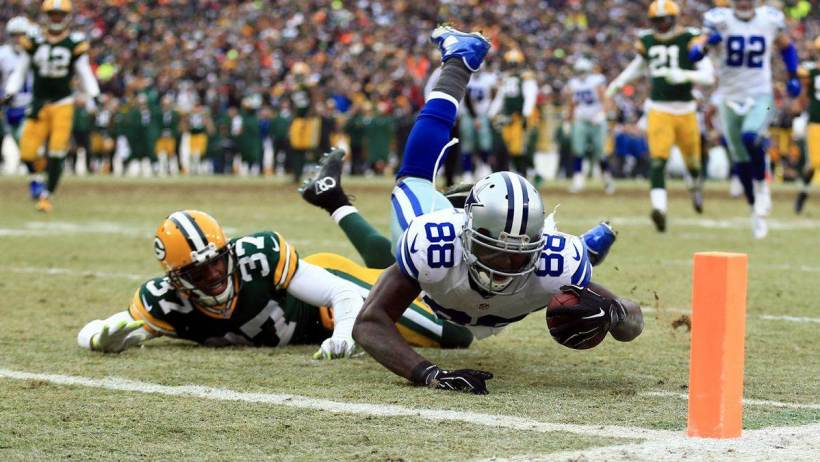 Dez Bryant, packers, The Dez Catch