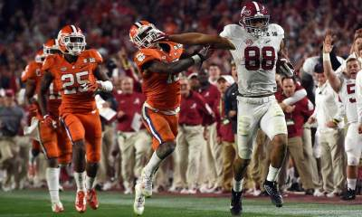 OJ Howard, Alabama