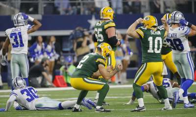 Mason Crosby, Packers