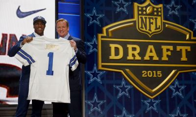 Dallas Cowboys Hold 28th Overall Pick in 2017 NFL Draft