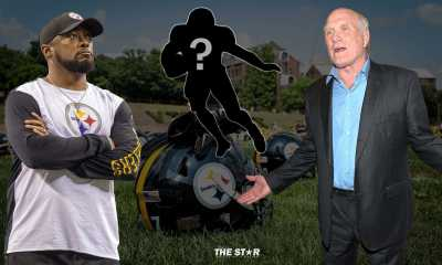Mike Tomlin, Terry Bradshaw, Steelers